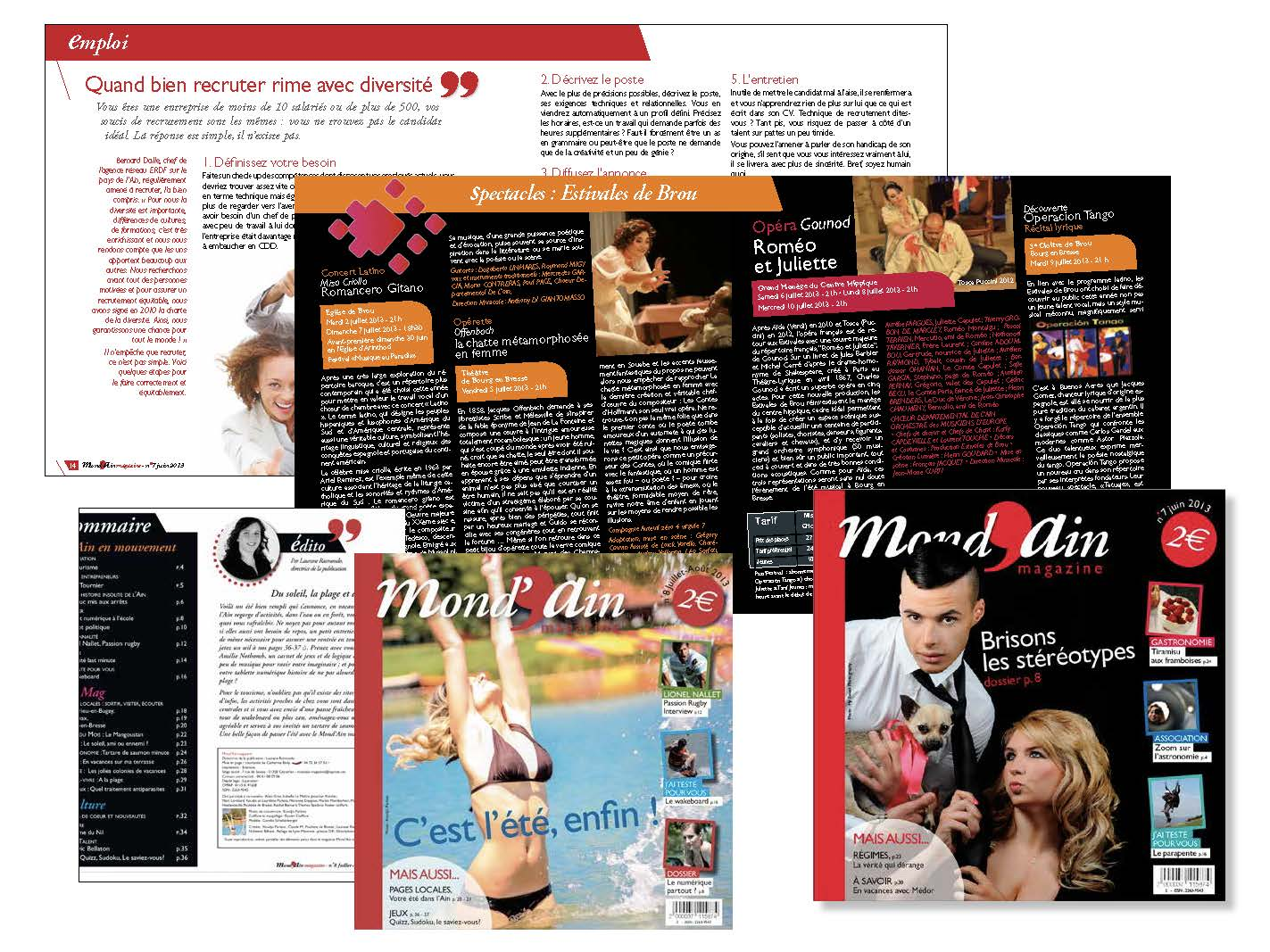 Magazine Lettres_Mondain