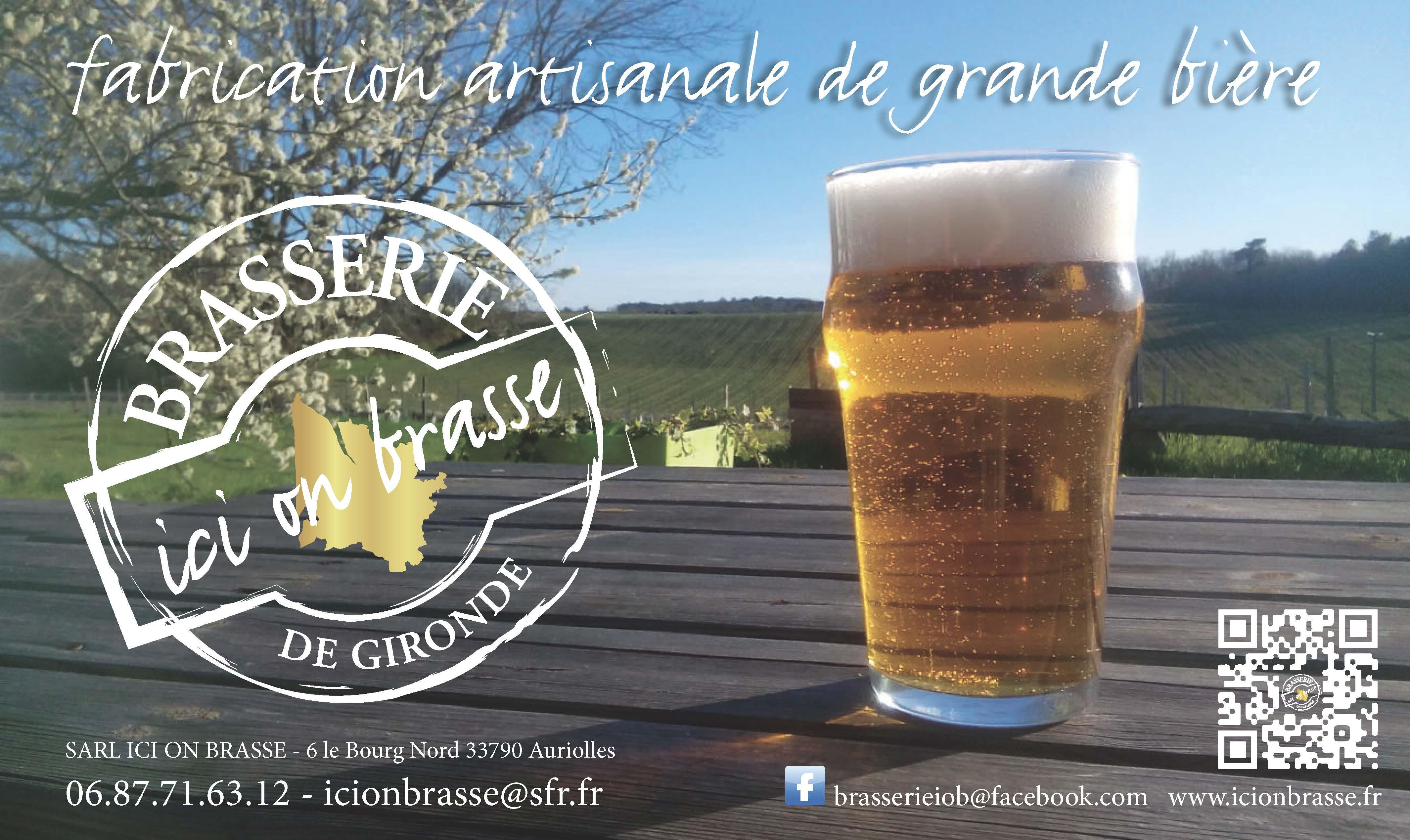 Changement logo Brasserie Artisanale